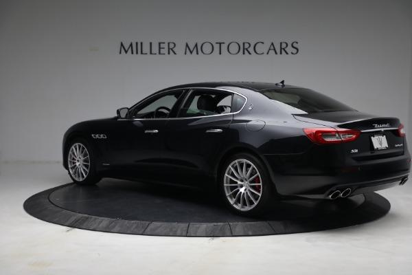 Used 2019 Maserati Quattroporte S Q4 GranLusso for sale $69,900 at Pagani of Greenwich in Greenwich CT 06830 4