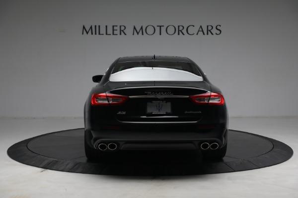 Used 2019 Maserati Quattroporte S Q4 GranLusso for sale $69,900 at Pagani of Greenwich in Greenwich CT 06830 6