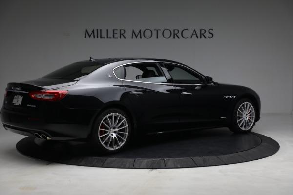 Used 2019 Maserati Quattroporte S Q4 GranLusso for sale $69,900 at Pagani of Greenwich in Greenwich CT 06830 8