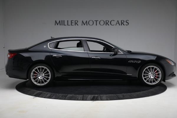 Used 2019 Maserati Quattroporte S Q4 GranLusso for sale $69,900 at Pagani of Greenwich in Greenwich CT 06830 9