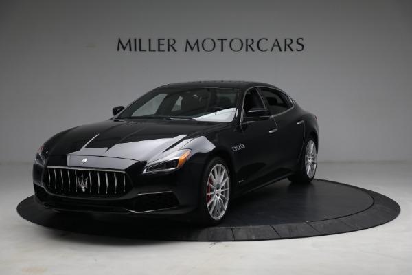 Used 2019 Maserati Quattroporte S Q4 GranLusso for sale $69,900 at Pagani of Greenwich in Greenwich CT 06830 1