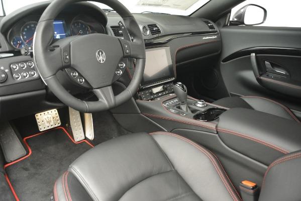 New 2018 Maserati GranTurismo Sport for sale Sold at Pagani of Greenwich in Greenwich CT 06830 12