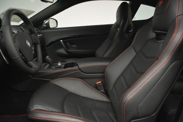 New 2018 Maserati GranTurismo Sport for sale Sold at Pagani of Greenwich in Greenwich CT 06830 14