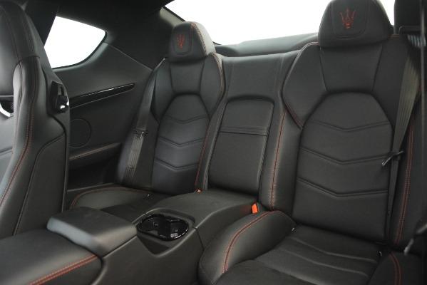 New 2018 Maserati GranTurismo Sport for sale Sold at Pagani of Greenwich in Greenwich CT 06830 18