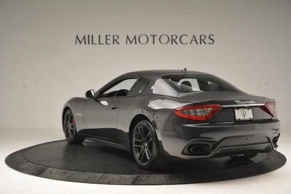 New 2018 Maserati GranTurismo Sport for sale Sold at Pagani of Greenwich in Greenwich CT 06830 5