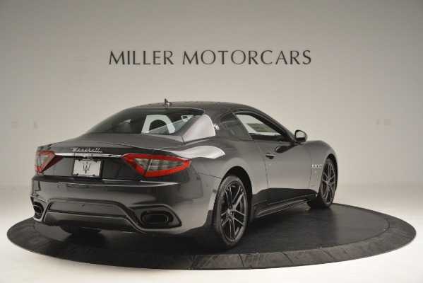 New 2018 Maserati GranTurismo Sport for sale Sold at Pagani of Greenwich in Greenwich CT 06830 7