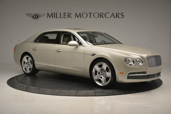 Used 2014 Bentley Flying Spur W12 for sale Sold at Pagani of Greenwich in Greenwich CT 06830 10