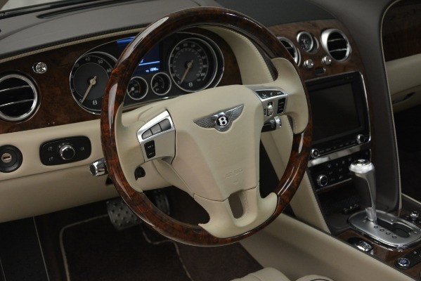 Used 2014 Bentley Flying Spur W12 for sale Sold at Pagani of Greenwich in Greenwich CT 06830 21