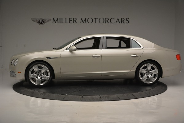 Used 2014 Bentley Flying Spur W12 for sale Sold at Pagani of Greenwich in Greenwich CT 06830 3