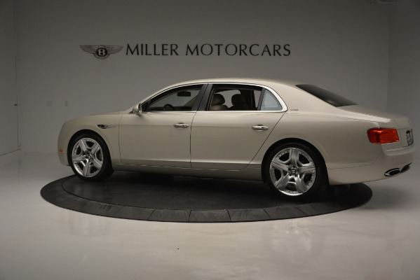 Used 2014 Bentley Flying Spur W12 for sale Sold at Pagani of Greenwich in Greenwich CT 06830 4