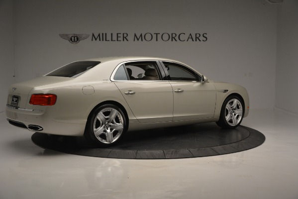 Used 2014 Bentley Flying Spur W12 for sale Sold at Pagani of Greenwich in Greenwich CT 06830 8