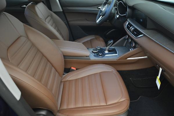 New 2018 Alfa Romeo Stelvio Ti Lusso Q4 for sale Sold at Pagani of Greenwich in Greenwich CT 06830 20