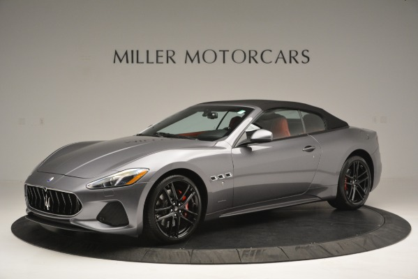 Used 2018 Maserati GranTurismo Sport for sale Sold at Pagani of Greenwich in Greenwich CT 06830 12