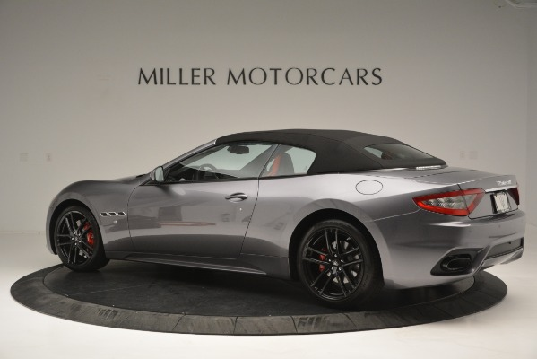 Used 2018 Maserati GranTurismo Sport for sale Sold at Pagani of Greenwich in Greenwich CT 06830 14