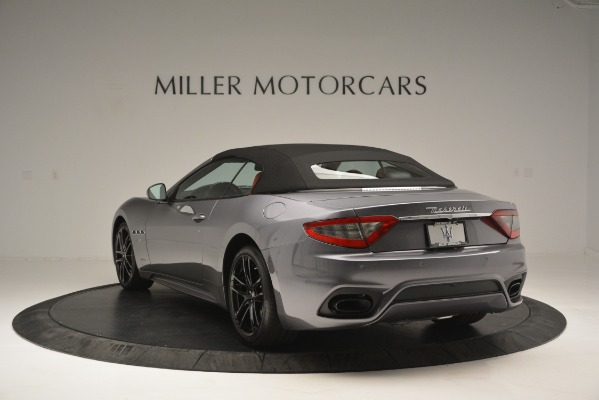 Used 2018 Maserati GranTurismo Sport for sale Sold at Pagani of Greenwich in Greenwich CT 06830 15