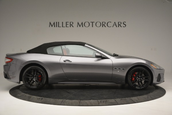 Used 2018 Maserati GranTurismo Sport for sale Sold at Pagani of Greenwich in Greenwich CT 06830 18