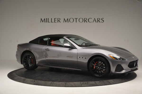 Used 2018 Maserati GranTurismo Sport for sale Sold at Pagani of Greenwich in Greenwich CT 06830 19