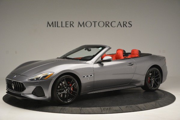 Used 2018 Maserati GranTurismo Sport for sale Sold at Pagani of Greenwich in Greenwich CT 06830 2