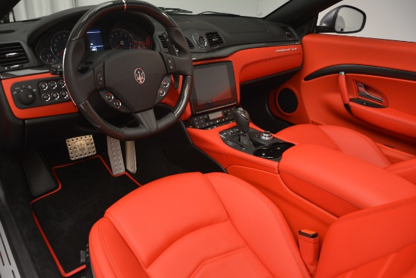 Used 2018 Maserati GranTurismo Sport for sale Sold at Pagani of Greenwich in Greenwich CT 06830 22