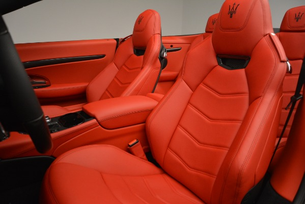 Used 2018 Maserati GranTurismo Sport for sale Sold at Pagani of Greenwich in Greenwich CT 06830 24