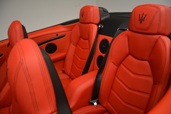 Used 2018 Maserati GranTurismo Sport for sale Sold at Pagani of Greenwich in Greenwich CT 06830 27