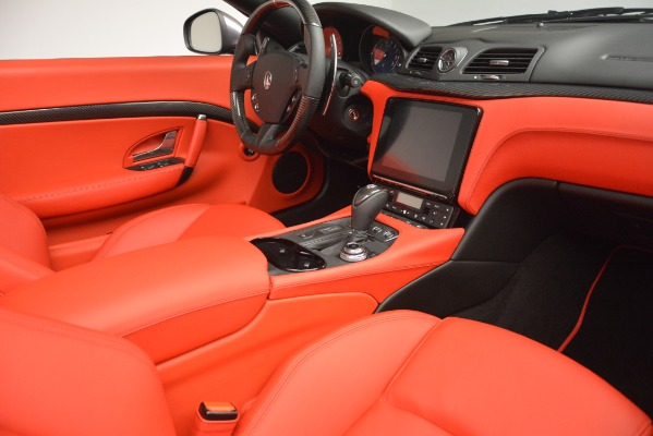 Used 2018 Maserati GranTurismo Sport for sale Sold at Pagani of Greenwich in Greenwich CT 06830 28