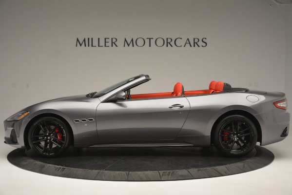 Used 2018 Maserati GranTurismo Sport for sale Sold at Pagani of Greenwich in Greenwich CT 06830 3