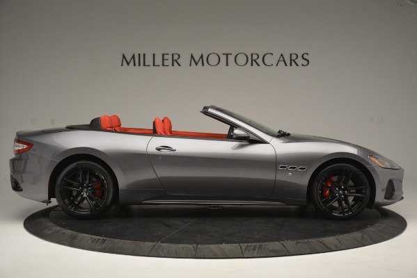 Used 2018 Maserati GranTurismo Sport for sale Sold at Pagani of Greenwich in Greenwich CT 06830 7