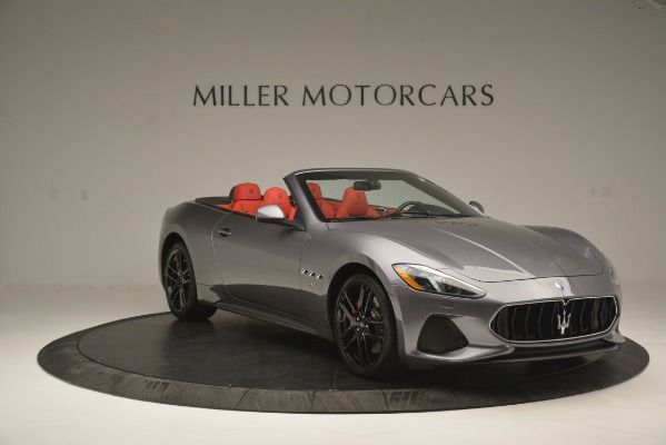 Used 2018 Maserati GranTurismo Sport for sale Sold at Pagani of Greenwich in Greenwich CT 06830 9