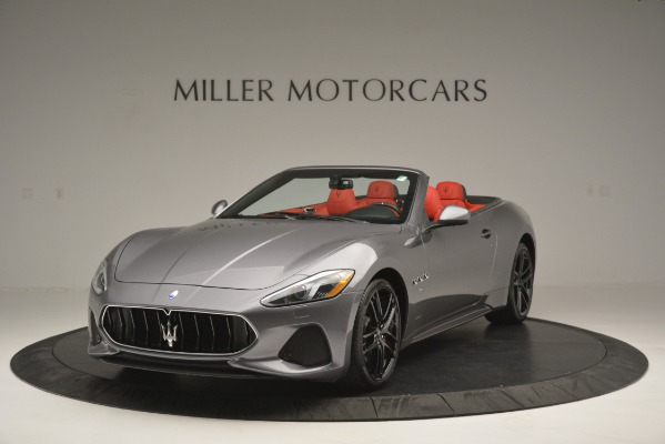 Used 2018 Maserati GranTurismo Sport for sale Sold at Pagani of Greenwich in Greenwich CT 06830 1