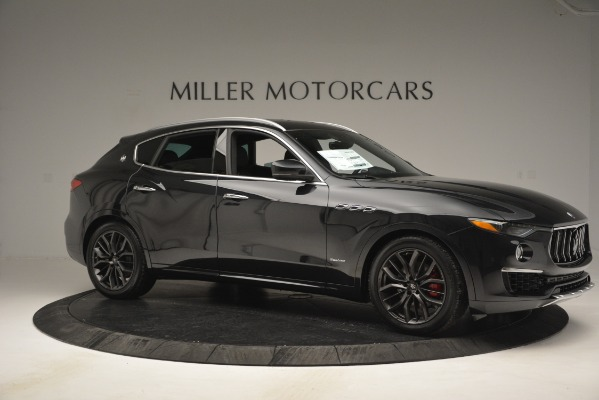 New 2019 Maserati Levante Q4 GranLusso for sale Sold at Pagani of Greenwich in Greenwich CT 06830 11