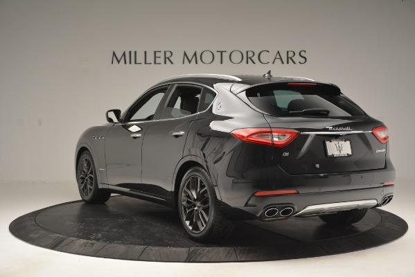 New 2019 Maserati Levante Q4 GranLusso for sale Sold at Pagani of Greenwich in Greenwich CT 06830 6