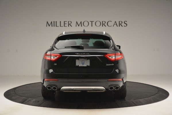 New 2019 Maserati Levante Q4 GranLusso for sale Sold at Pagani of Greenwich in Greenwich CT 06830 7