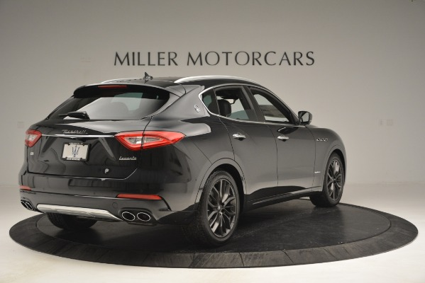 New 2019 Maserati Levante Q4 GranLusso for sale Sold at Pagani of Greenwich in Greenwich CT 06830 8