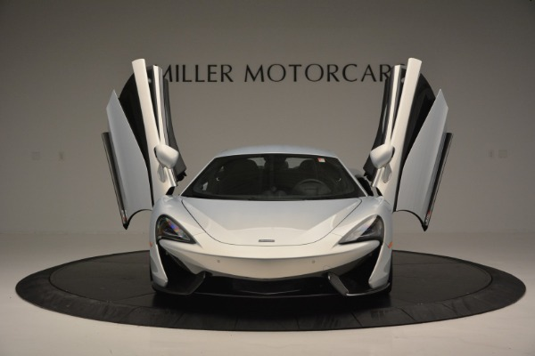Used 2017 McLaren 570S for sale Call for price at Pagani of Greenwich in Greenwich CT 06830 13