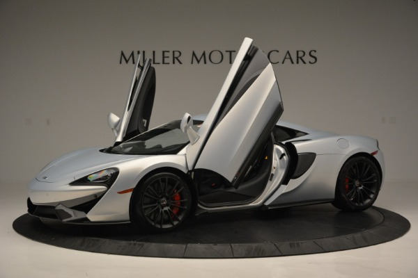 Used 2017 McLaren 570S for sale Call for price at Pagani of Greenwich in Greenwich CT 06830 14