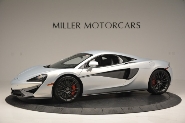 Used 2017 McLaren 570S for sale Call for price at Pagani of Greenwich in Greenwich CT 06830 2