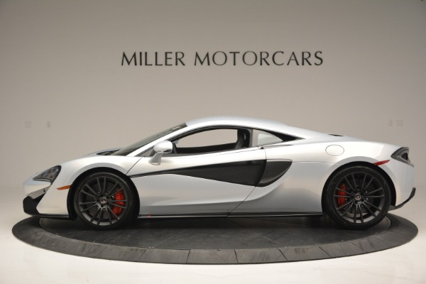 Used 2017 McLaren 570S for sale Call for price at Pagani of Greenwich in Greenwich CT 06830 3