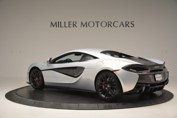 Used 2017 McLaren 570S for sale Call for price at Pagani of Greenwich in Greenwich CT 06830 4