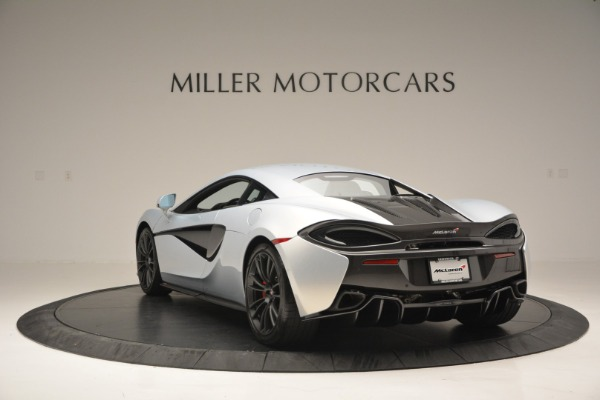Used 2017 McLaren 570S for sale Call for price at Pagani of Greenwich in Greenwich CT 06830 5