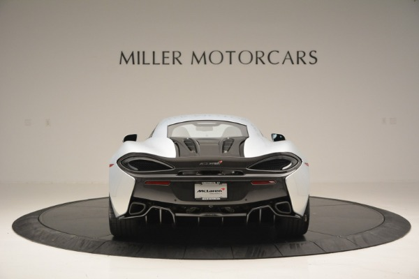 Used 2017 McLaren 570S for sale Call for price at Pagani of Greenwich in Greenwich CT 06830 6