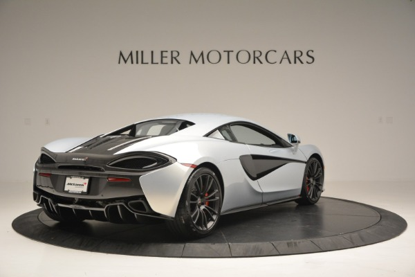 Used 2017 McLaren 570S for sale Call for price at Pagani of Greenwich in Greenwich CT 06830 7