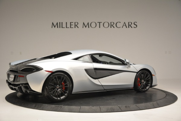 Used 2017 McLaren 570S for sale Call for price at Pagani of Greenwich in Greenwich CT 06830 8
