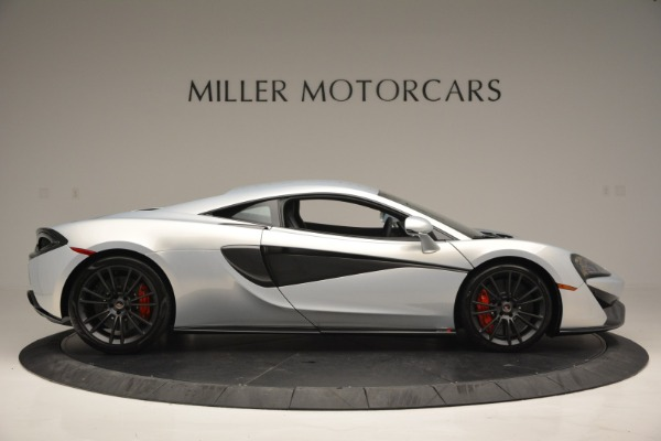 Used 2017 McLaren 570S for sale Call for price at Pagani of Greenwich in Greenwich CT 06830 9