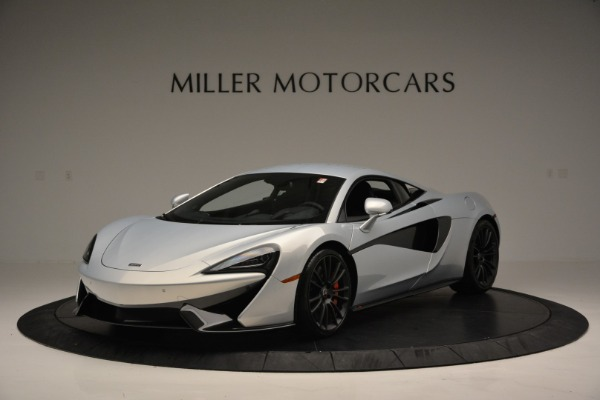 Used 2017 McLaren 570S for sale Call for price at Pagani of Greenwich in Greenwich CT 06830 1