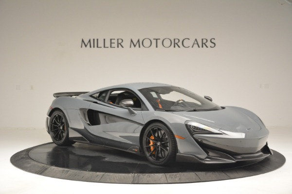 New 2019 McLaren 600LT Coupe for sale Call for price at Pagani of Greenwich in Greenwich CT 06830 10