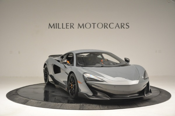 New 2019 McLaren 600LT Coupe for sale Call for price at Pagani of Greenwich in Greenwich CT 06830 11