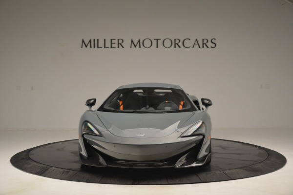 New 2019 McLaren 600LT Coupe for sale Call for price at Pagani of Greenwich in Greenwich CT 06830 12