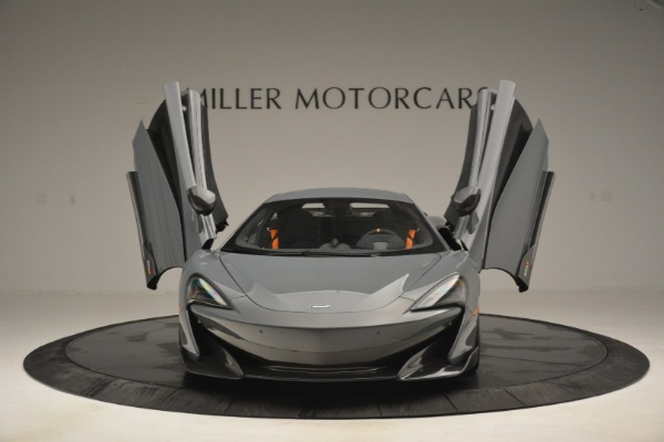 New 2019 McLaren 600LT Coupe for sale Call for price at Pagani of Greenwich in Greenwich CT 06830 13