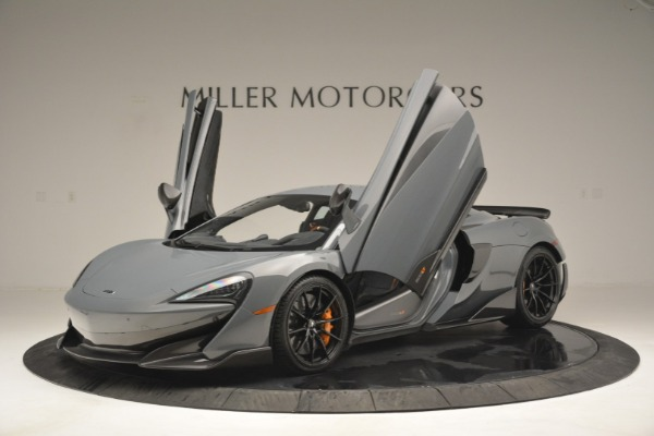New 2019 McLaren 600LT Coupe for sale Call for price at Pagani of Greenwich in Greenwich CT 06830 14